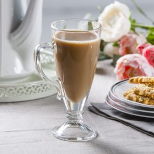 Szklanka do kawy latte Hrastnik Dalia 270 ml