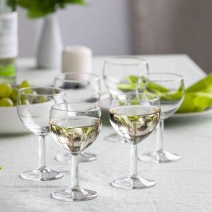 Kieliszki do wina białego Royal Leerdam Ballon 6 szt. 190ml