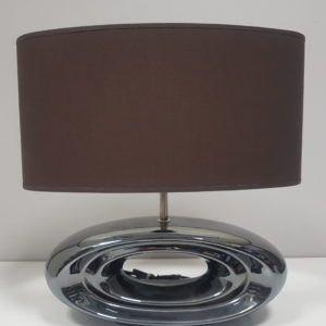 Lampka stołowa nocna Platin 40x18x38