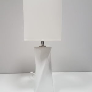 Lampka nocna S-Twiss biała 17×52