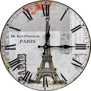 Zegar ścienny Paris