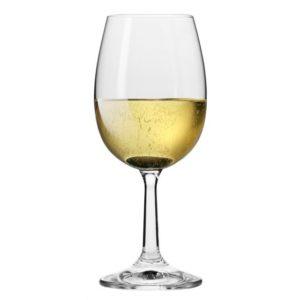 KROSNO Kieliszki do wina białego Pure 6szt. 250ml