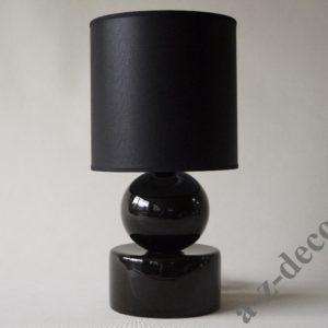 Lampka-nocna-Perła-czarna