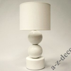 Lampka-nocna-z-kulami-PERLA-II-biała