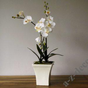 A-Z Decor Orchidea w doniczce 42,5×77,5
