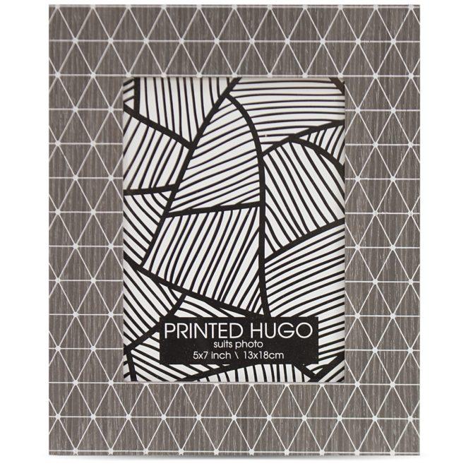 Ramka w trójkąty 25×20
