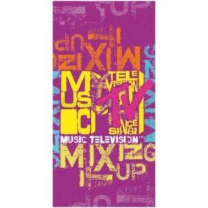RĘCZNIK PLAŻOWY MTV 75X150