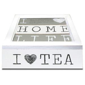 SKRZYNECZKA I LOVE TEA
