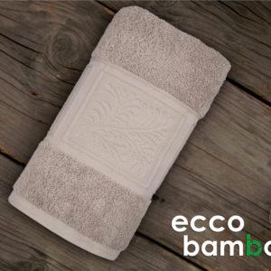 GRENO RĘCZNIK ECCO BAMBOO LEN 50X90