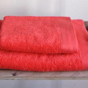 Ręcznik 50×100 Bamboo Style koral