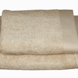 ANDROPOL Ręcznik 70×140 Bamboo Style beżjasny
