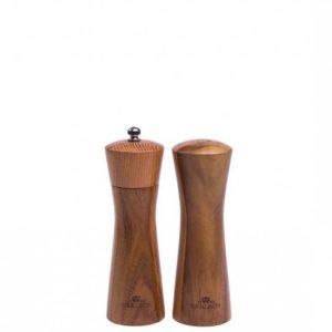 GERLACH Solniczka+pieprzniczka drewno
