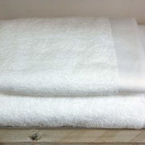 Ręcznik 50×100 Bamboo Style Biały