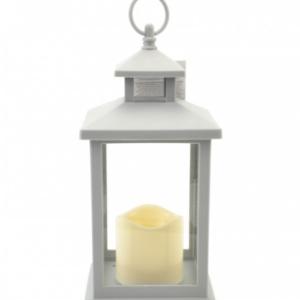 SZTUCZNY LAMPION LED