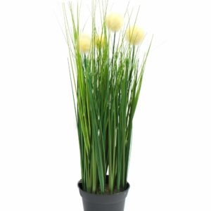Kwiat sztuczny w doniczce 52cm