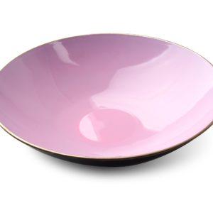 BLANCHE COLOURS Misa 28x28x8cm          różowa art. dekoracyjny