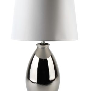 ELLE SILVER Lampa H:56cm