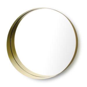 ALEXIA GOLD Lustro 50x50x8cm