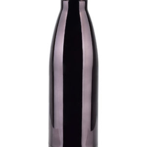 HOLLIE BLACK Butelka termiczna czarna 500ml COOKINI