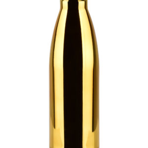 HOLLIE GOLD Butelka termiczna złota 500ml COOKINI