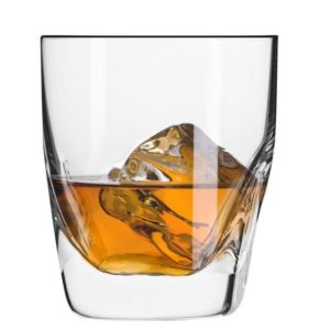 KROSNO SZKLANKI DO WHISKY MIXOLOGY 260ML