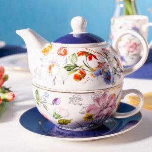 ZESTAW TEA FOR ONE BLOOMING