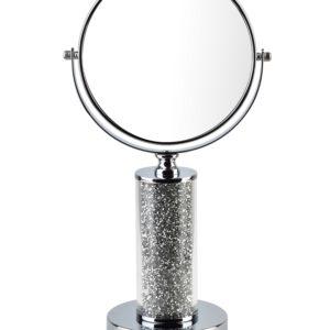 CHANTAL Lustro srebrne 20x12xH:37cm